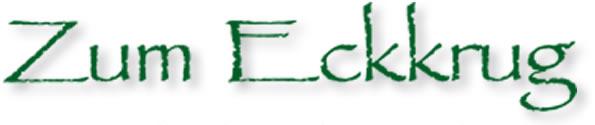 Zum Eckkrug - Logo