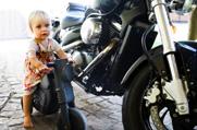 Zum Eckkrug - Biker
